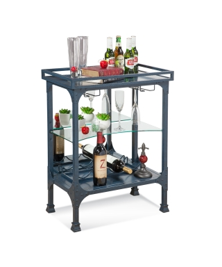 17808 Kildair IV Beverage Cabinet