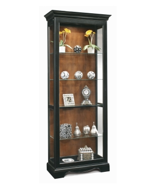62257 AMBIENCE TWO-WAY SLIDING DOOR DISPLAY CABINET