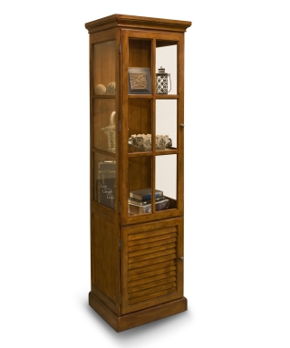 70162 HAMPTON DISPLAY CABINET