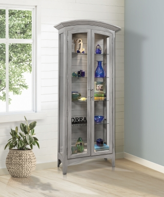 62061 PIERPORT II DISPLAY CABINET