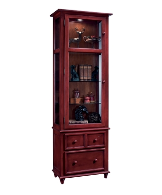 73254 VISTA DISPLAY CABINET
