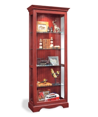 62254 AMBIENCE TWO-WAY SLIDING DOOR DISPLAY CABINET