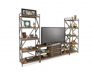 95295, 95395 INDUSTRIAL NEWBURGH ENTERTAINMENT DISPLAY