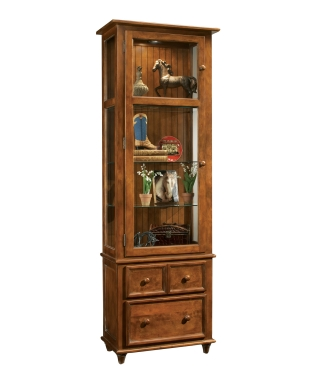 73262 VISTA DISPLAY CABINET