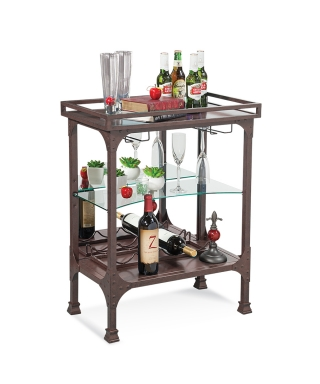 17801 Kildair I Beverage Cabinet